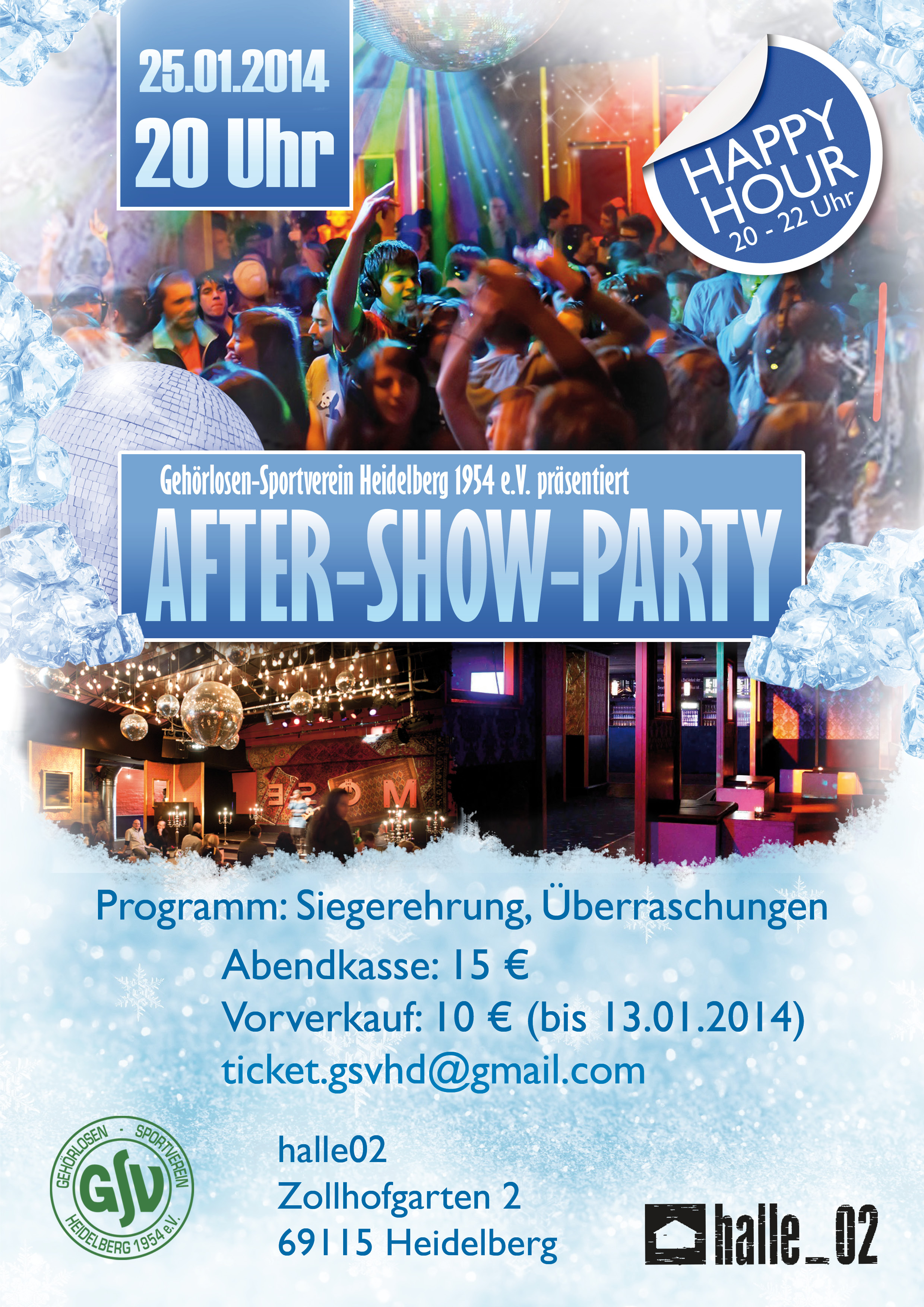 Single party heidelberg 2014