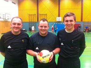SR Trio Futsal DM