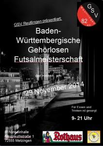 Plakat_Landesmeisterschaft_Herren_GSV_Reutlingen